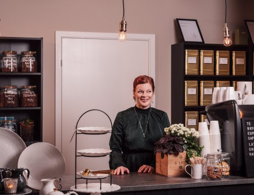 Liljeåkers te och kaffehandel